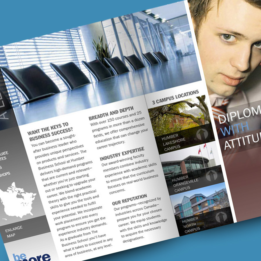 Interactive Brochures and magazines thumbnail